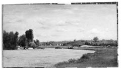 Landscape on a River