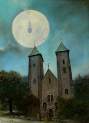 Лунный путь / Lunar path