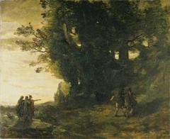 Macbeth et les sorcières