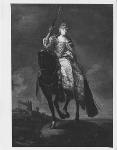 Maria Theresa, Empress of Austria and Queen of Hungary (1717-1780)