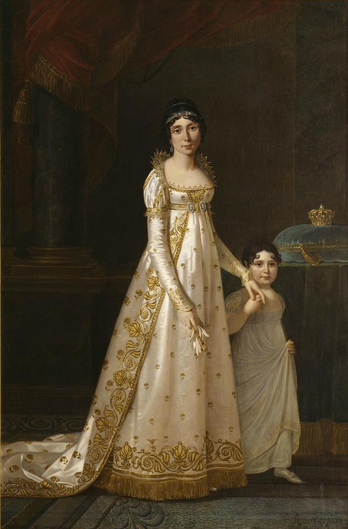 Marie-Julie Clary, reine de Naples (1777-1845)