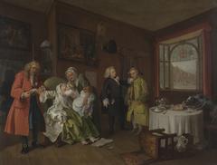 Marriage à-la-mode: 6. The Lady's Death
