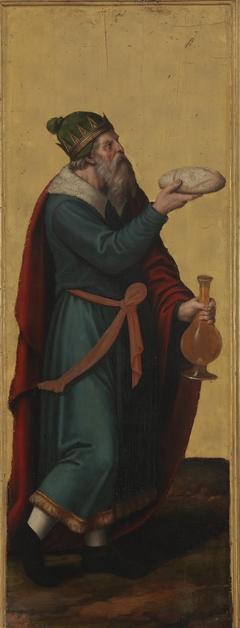 Melchizedek King of Salem
