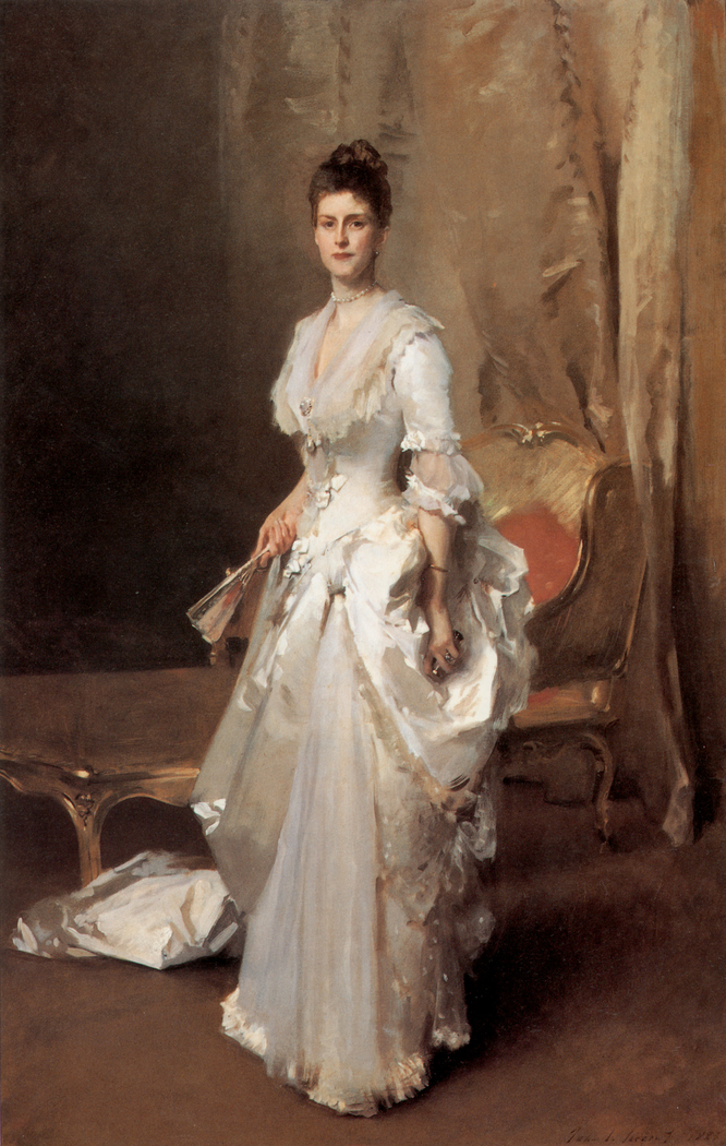 Margaret Stuyvesant Rutherfurd White (Mrs. Henry White)