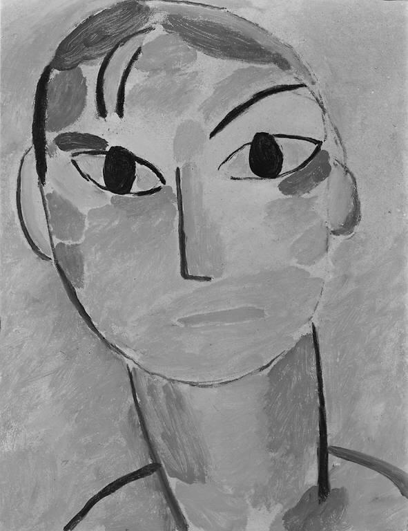Mystical Head: Andrej