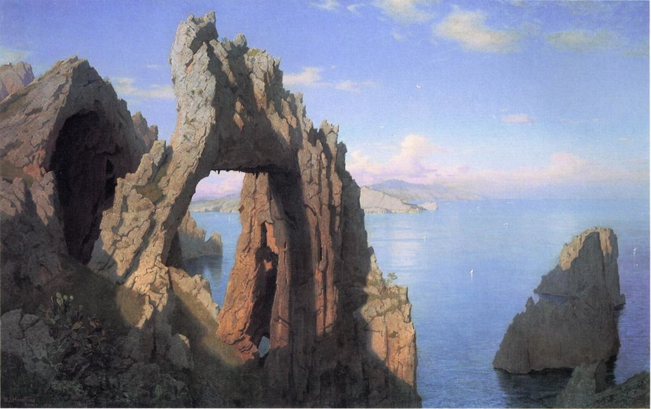 Natural Arch at Capri