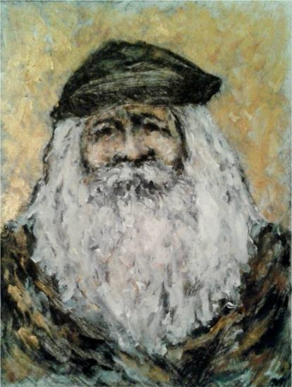 Dobri Dobrev, Old Beggar The Saint of Baylovo