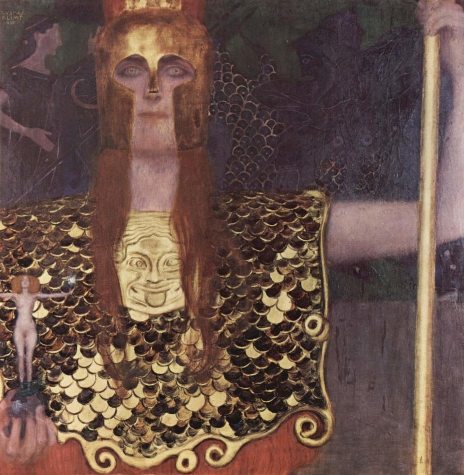 Pallas Athena (Klimt)
