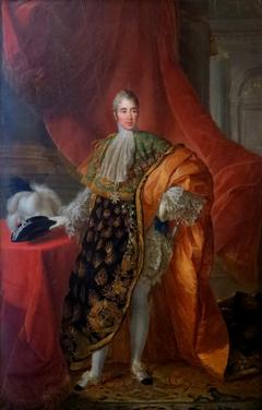 portrait du comte d'Artois