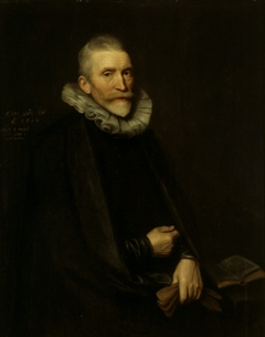 Portrait of a 66-year-old man