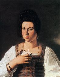 Portrait of a Courtesan