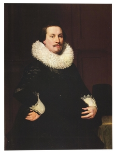Portrait of a Man Aged 27