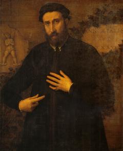 Portrait of a Man aged 37