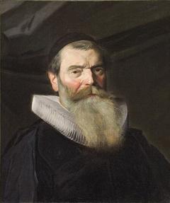 Portrait of a preacher