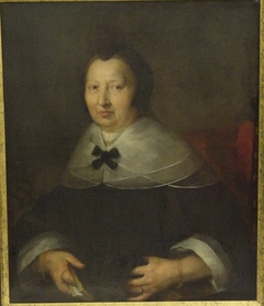 Portrait of a woman, possibly Marigje van Nuyssenburgh