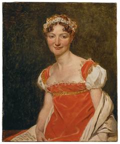Portrait of Baroness Pauline Jeanin