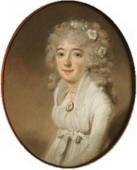 Portrait of Cornelia Catharina Hodshon