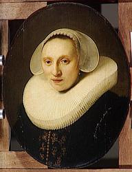 Portrait of Cornelia Pronck