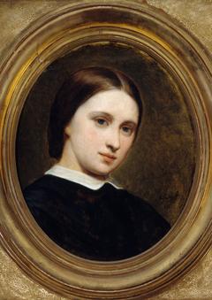 Portrait of Cornélie Renan-Scheffer