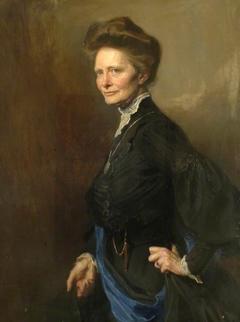 Portrait of Dame Emily Penrose