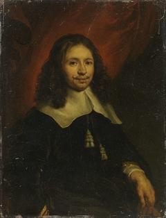 Portrait of Dionijs Wijnands, Merchant in Amsterdam