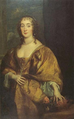 Portrait of Dorothy Sidney, Countess of Sunderland