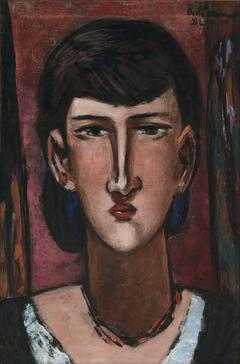 Portrait of Edie Rickey
