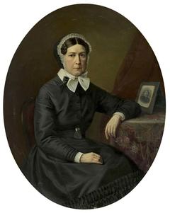 Portrait of F.I. Shuvalova