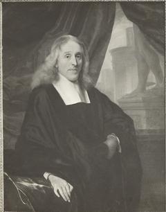 Portrait of Govert van Slingelandt
