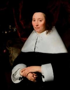 Portrait of Helena Grondt (1613/14-after 1665)