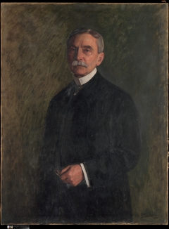 Portrait of Isaac D. Fletcher