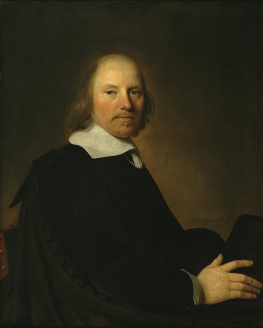 Portrait of Jacobus Akersloot