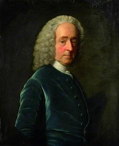 Portrait of James Haughton Langston