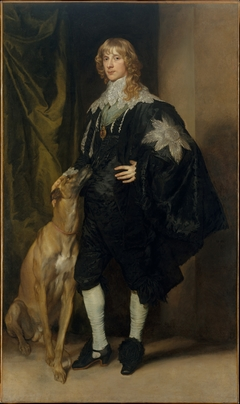 Portrait of James Stuart, Duke of Lennox and Richmond