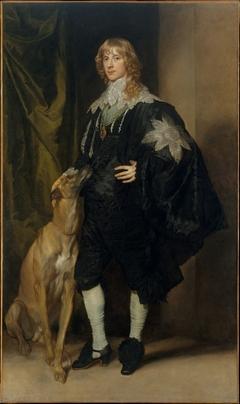 Portrait of James Stuart, Duke of Lennox and Richmond