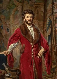 Portrait of Józef Ciechoński