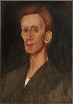 Portrait of Józef Czapski