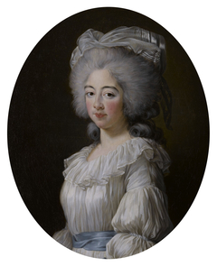 Portrait of Marie Joséphine of Savoy (1753-1810), Countess of Provence