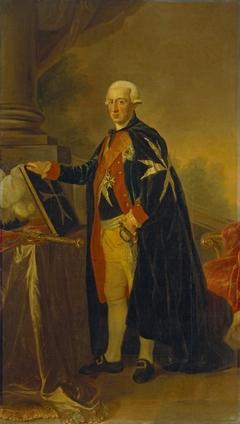 Portrait of Prince Augustus Ferdinand of Prussia