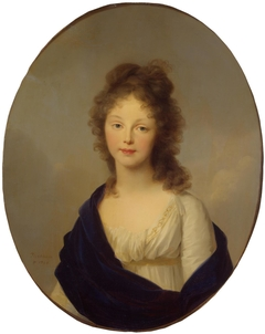 Portrait of Queen Louise of Prussia