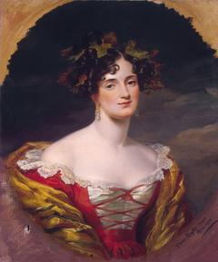 Portrait of Sophia S. Kiselyova (1801-1875)