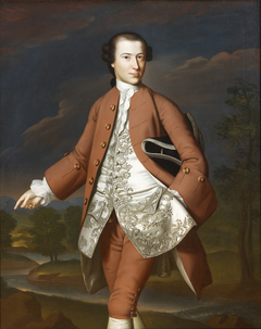 Portrait of Theodore Atkinson, Jr. (1737-1769)