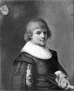 Portret van Cornelis Booth (1605-1678)