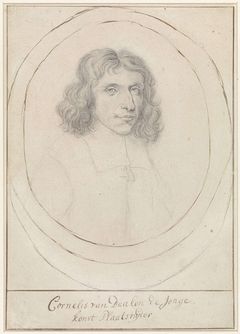 Portret van Cornelis van Dalen II