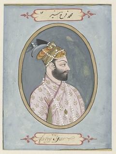 Portret van de grootmogol Farrukhsiyar