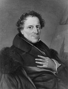 Portret van Jan Hendrik Verheyen (1778-1846)
