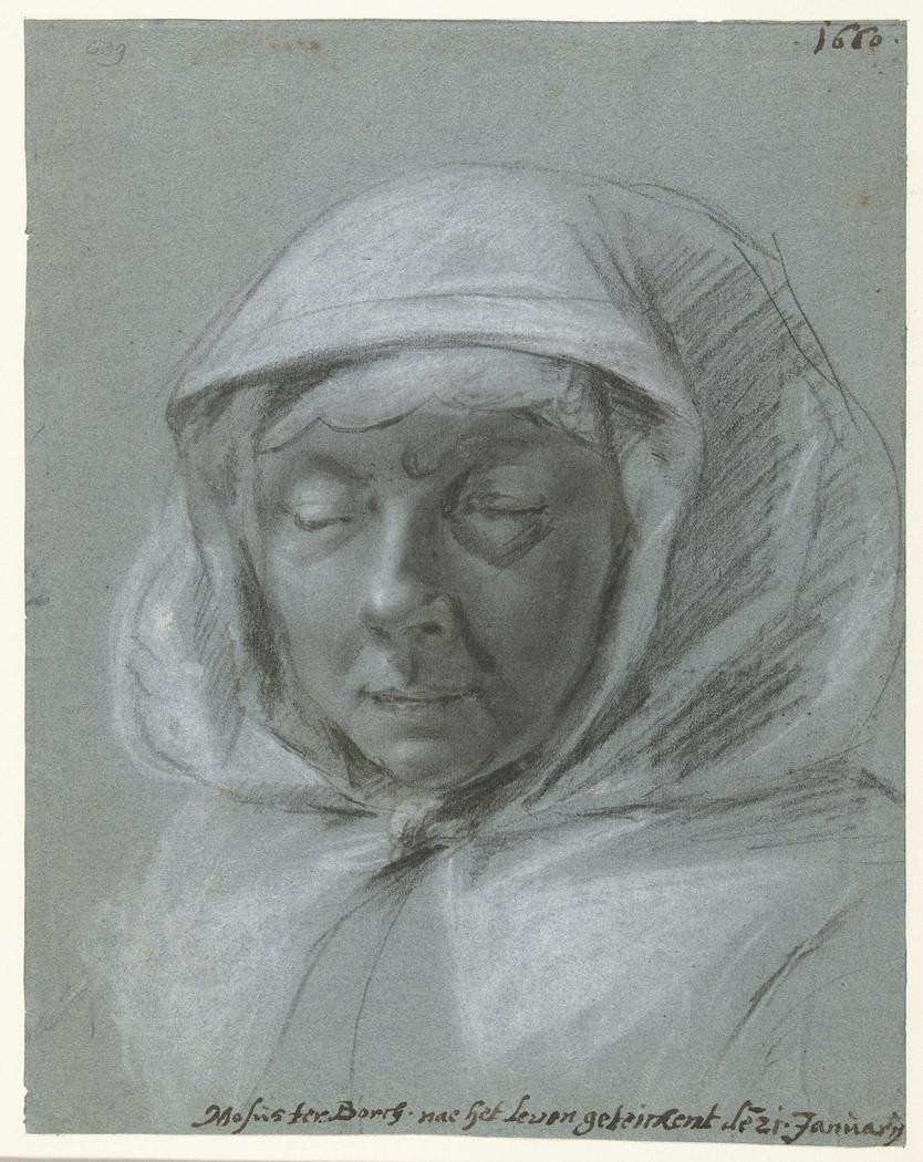 Portret van Wiesken Matthijs