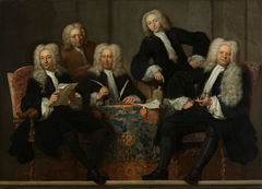 Regents of the Old Men's and Woman's Almshouse, 1732