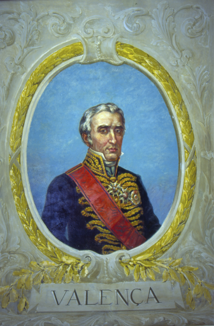 Retrato de Estevam Ribeiro de Rezende (Marquês de Valença)