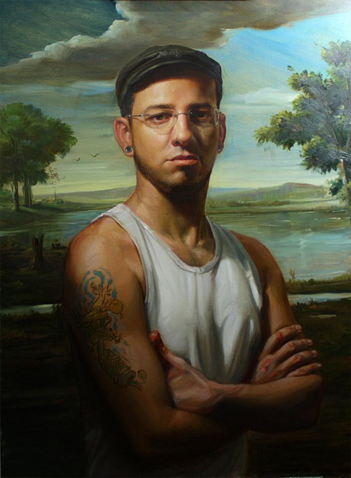 Retrato de Wally / Portrait of Wally